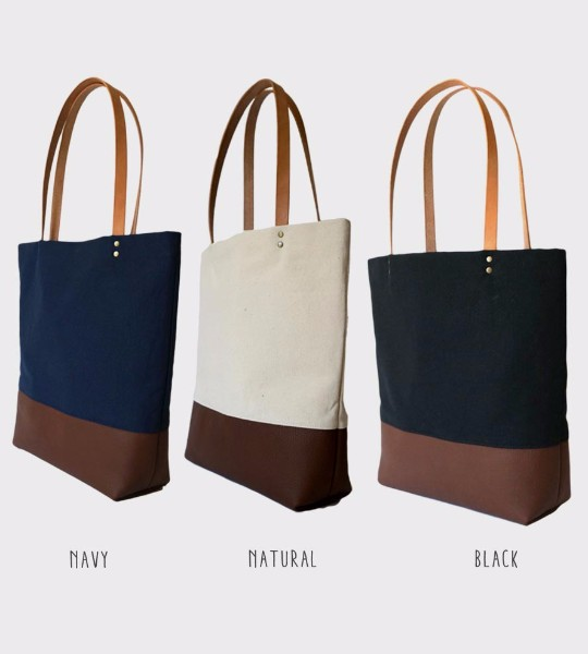 Canvas Shopping Ladies Tote Bag