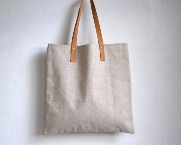 Fashion Canvas Ladies Shoulder Bag