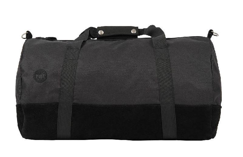 Round Duffle Shopping Bag