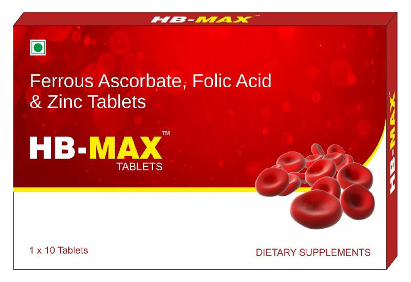HB-MAX Tablet