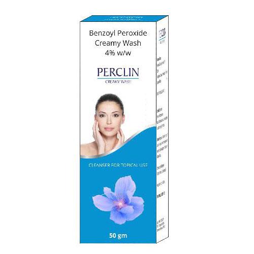 Perclin Creamy Wash