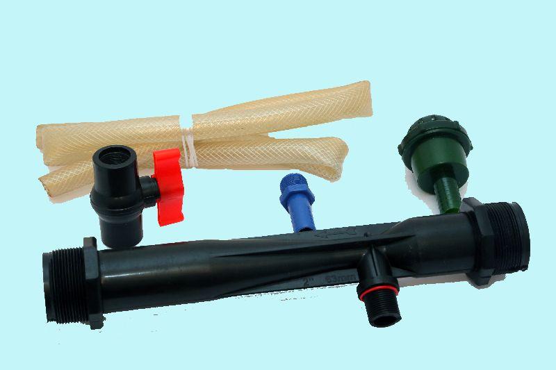 Ventury Injectors