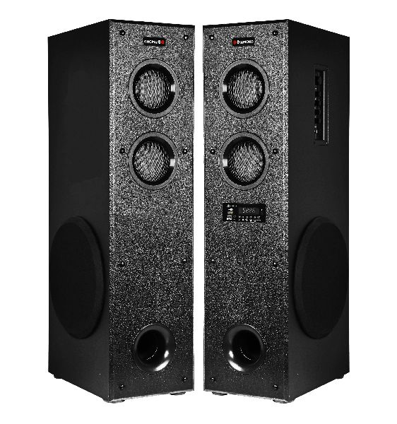 1010BT 2.0 Multimedia Tower Speaker