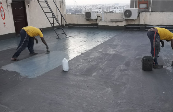 Tuff Repell Waterproofing System