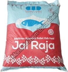 Jal Raja Pellet Fish Feed