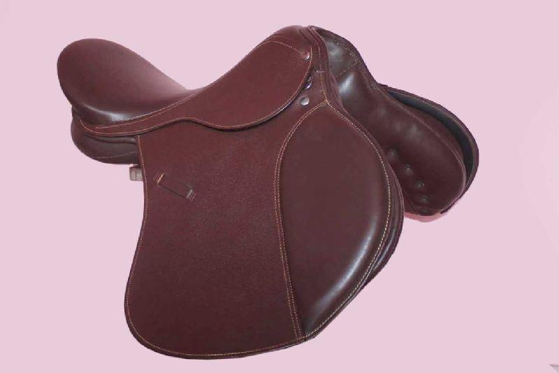Leather Jumping Saddle