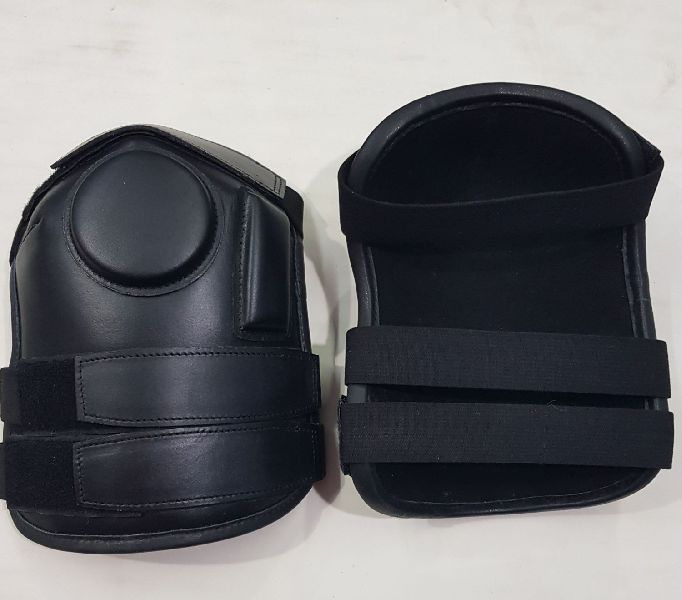Leather Polo Knee Guards