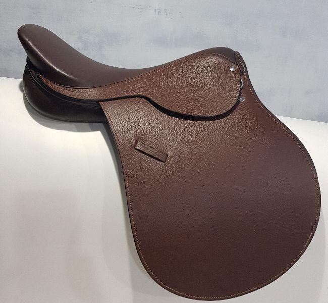 Leather Polo Saddle