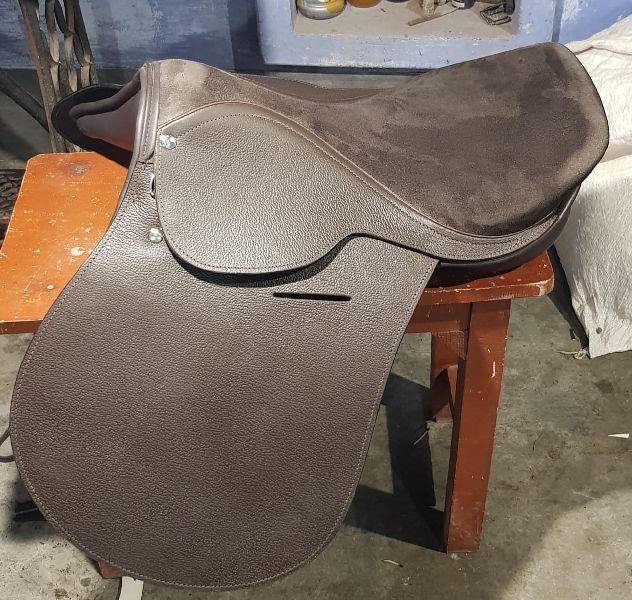 Polo Suede Seat Saddle