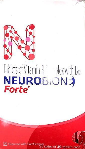 Neurobion Forte Tablets