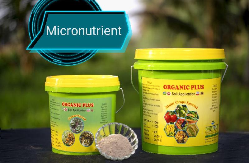 Organic Plus Micronutrient