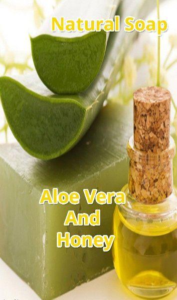 Aloe Vera and Honey Soap