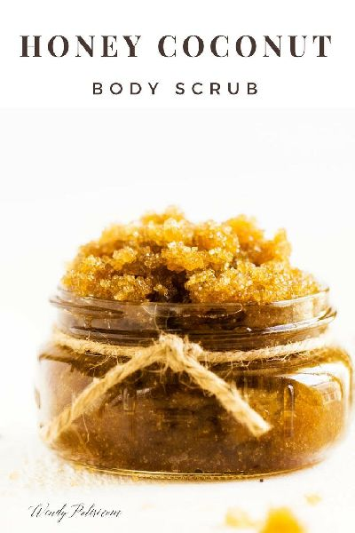 Honey Coconut Body Scrub