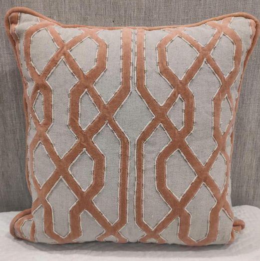 Foxcl Blush Cushion Cover