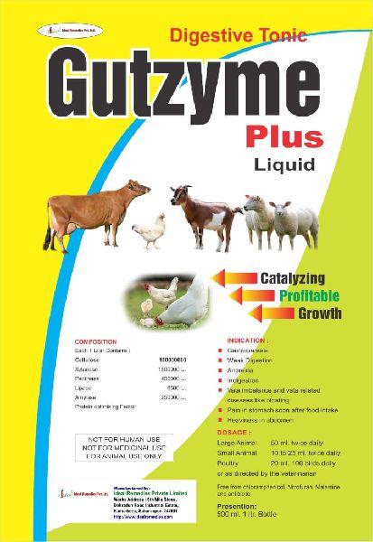 Gutzyme Plus Liquid