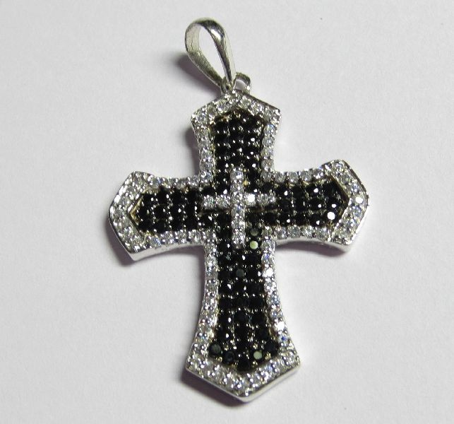 Mens Cross Pendant