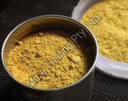 Organic Bathing Powder and Scrub