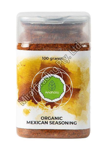 Organic Mexican Seasoning Powder