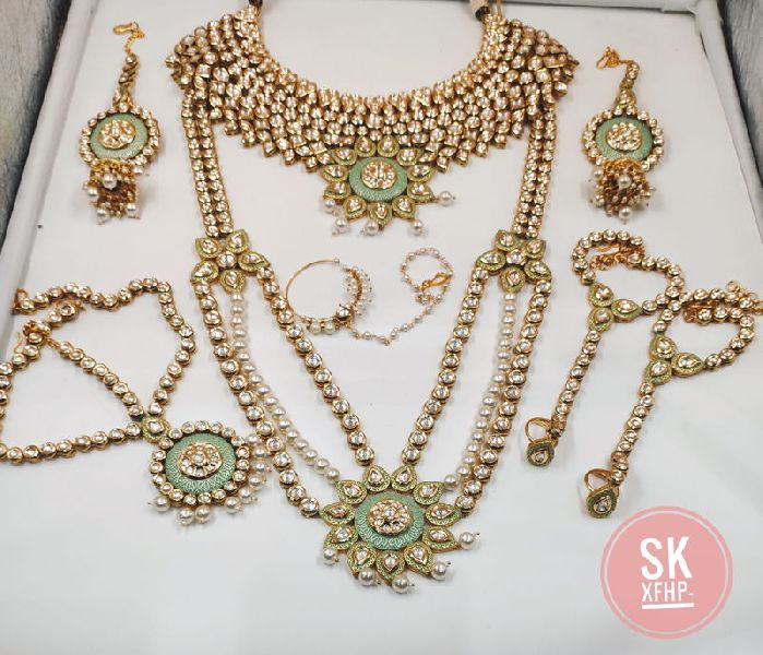 Original Kundan Bridal Set