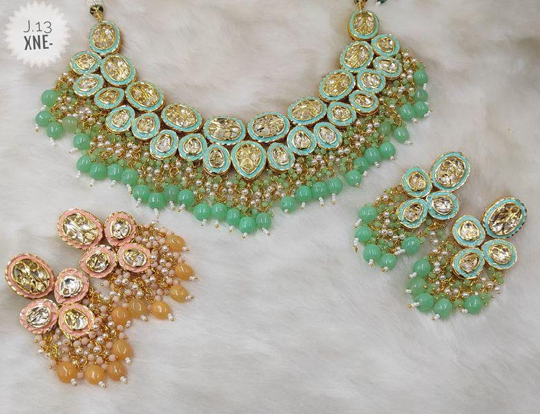 Original Kundan Necklace Set