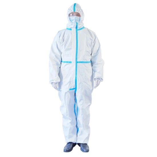 Chemical Resistant Protective Coverall