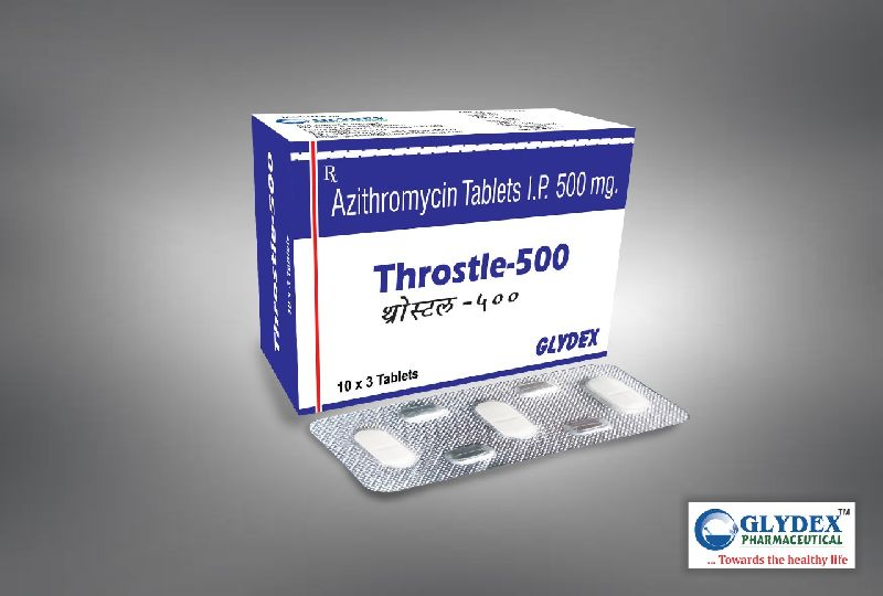 Throstle 500 Tablet