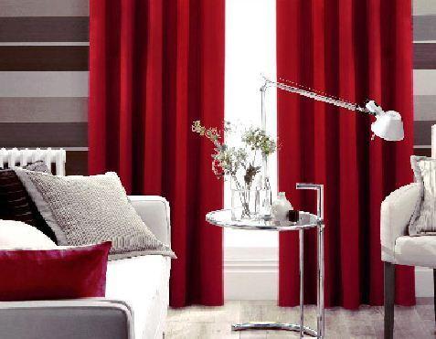 Cotton Plain Curtain