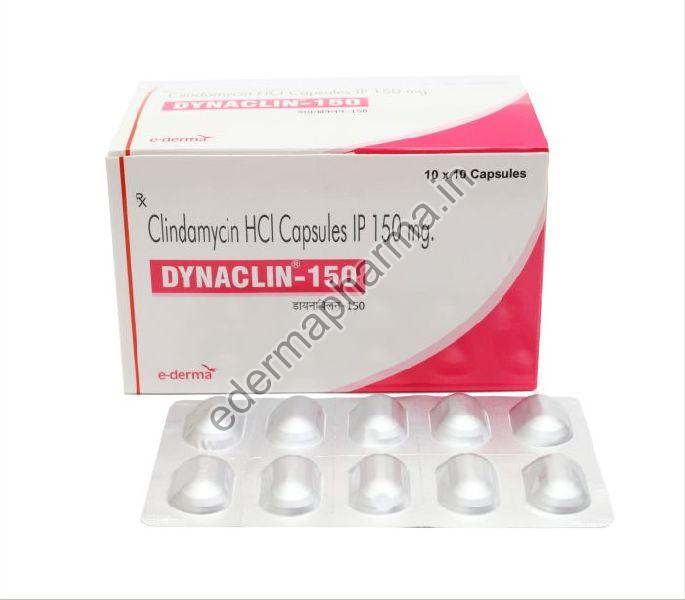 Dynaclin-150 Capsules