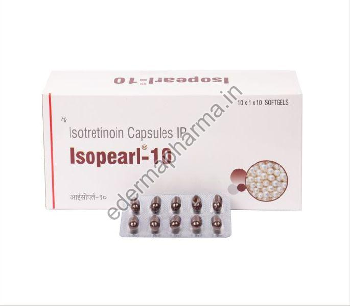 Isopearl-10 Softgel Capsules