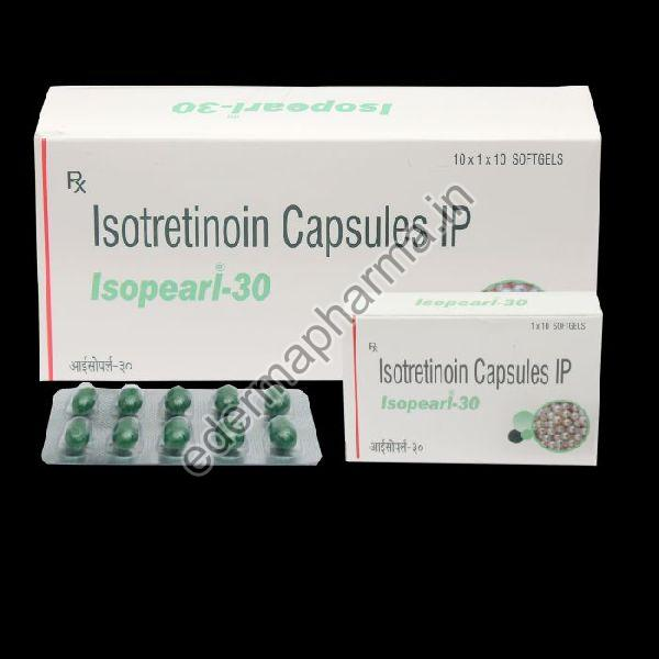 Isopearl-30 Softgel Capsules
