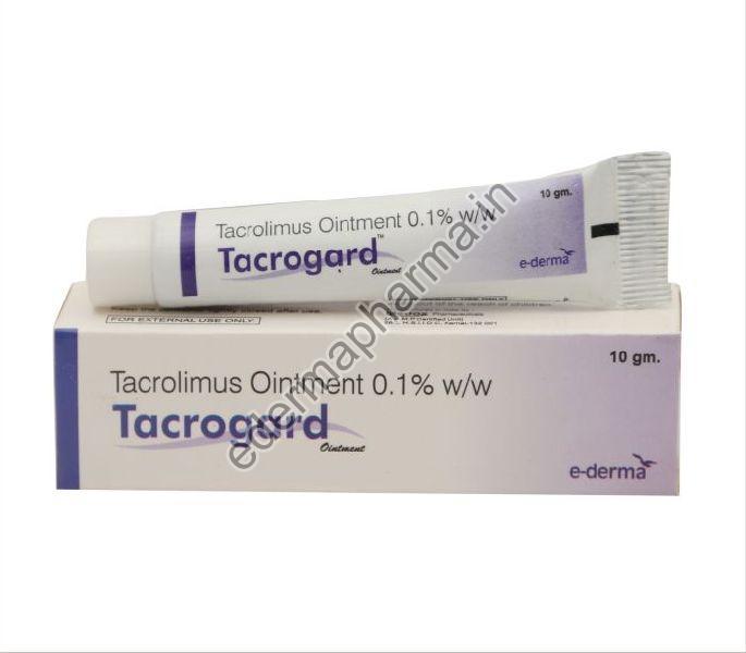 Tacrogard 0.1 Ointment