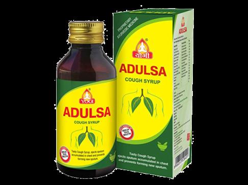 Adulsa Cough Syrup
