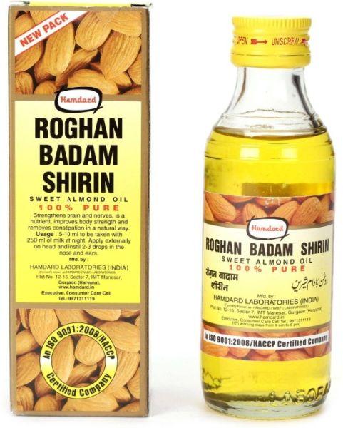 Hamdard Badam Rogan Oil