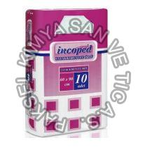 10 Pcs Incoped Underpad
