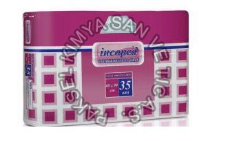 35 Pcs Incoped Underpad