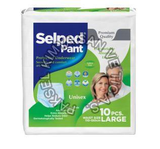 Selped Pant Large 10 pcs