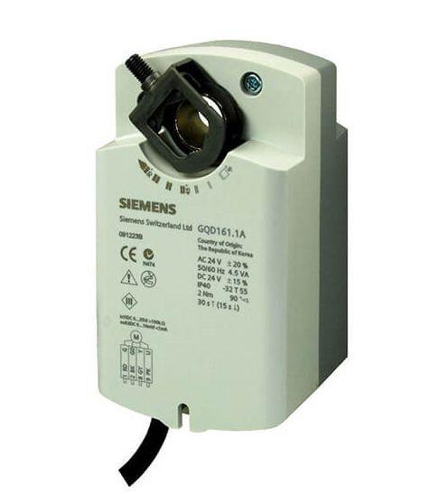 Siemens Damper Spring Return Actuator