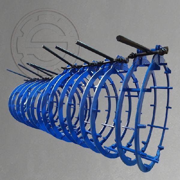 Mechanical External Line Up Clamp No Tack