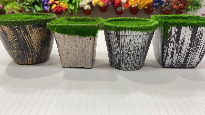 Decorative Grass Pot