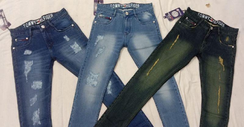 Latest Damage Mens Jeans