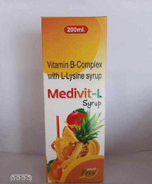 Medvit-L Syrup
