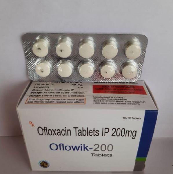Oflowik 200mg Tablets