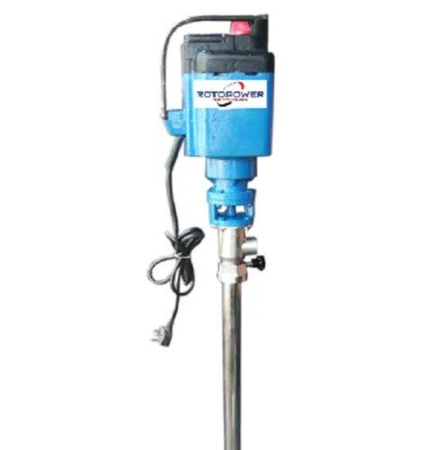 Flame Proof Motorized Barrel Pump