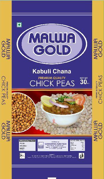 Malwa Gold White Chickpeas