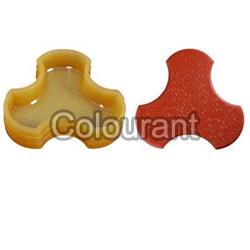 CP-05 Colorado Rubberised PVC Interlocking Paver Moulds