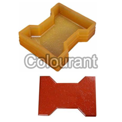 CP - 22 I Section Rubberised PVC Interlocking Paver Moulds