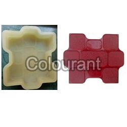 CP - 30 Gem Stone Rubberised PVC Interlocking Paver Moulds