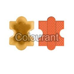 CP - 35 Brooks Design Rubberised PVC Interlocking Paver Moulds