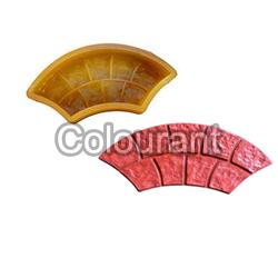 CP - 48 Arch SE Rubberised PVC Interlocking Paver Moulds