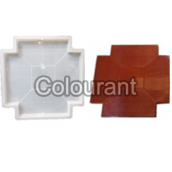 CPT - 26 Silicone Plastic Floor Tiles Moulds
